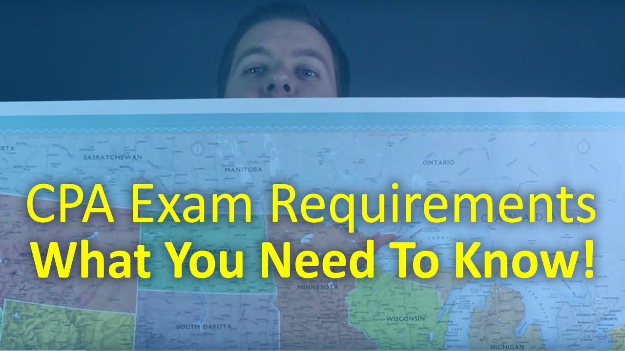 2019] CPA Exam Application Process |How To Sign Up Quickly