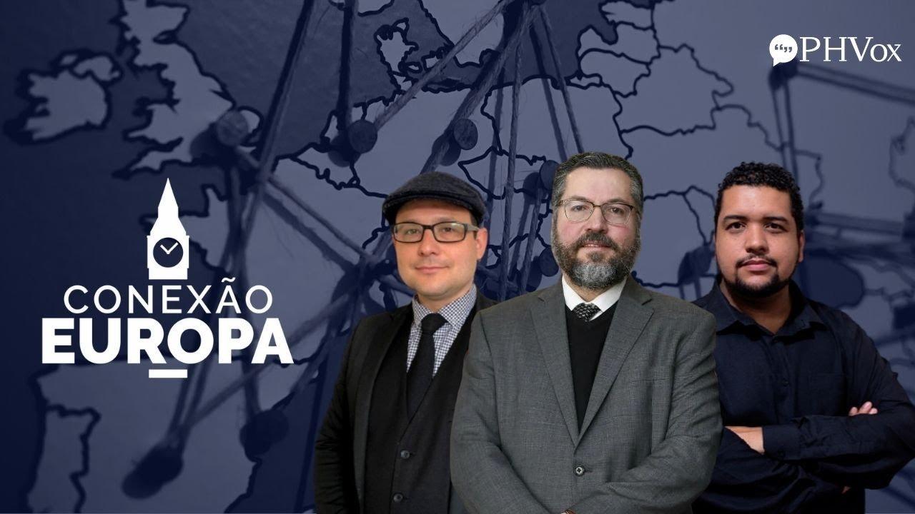 Download Exclusivo: entrevista de PR da Polônia para Tucker Carlson - Part. Ernesto Araujo