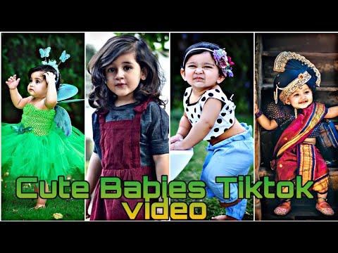 Cute Babies 😍 Shararati & Lovely Tiktok Videos| Cute Babus Video | Tiktok Ki Duniya