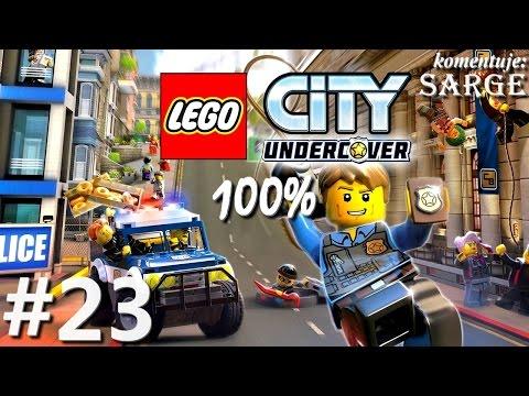 Zagrajmy w LEGO City Tajny Agent (100%) odc. 23 - Statek UFO | LEGO City Undercover PL