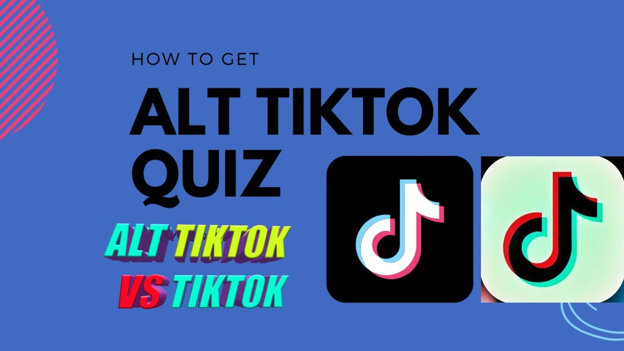 This Alt TikTok quiz will tell you which side of TikTok you're on