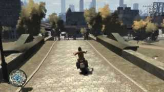 Swingset Glitch Kills Chilled (gta Iv Free Roam)