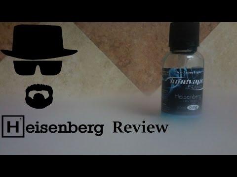 Heisenberg by Innevape Review - Vaping Bad!! - YouTube