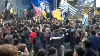 Trotsky vengaran: Llueve (Antel Fest 23-10-2011 Paso de los Toros)