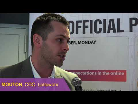 Ed Mouton, COO, Lottoworx at EEGS 2017