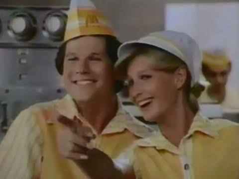 McDonald's Family Restaurants McDonald's & You 1983 TV Commercial HD