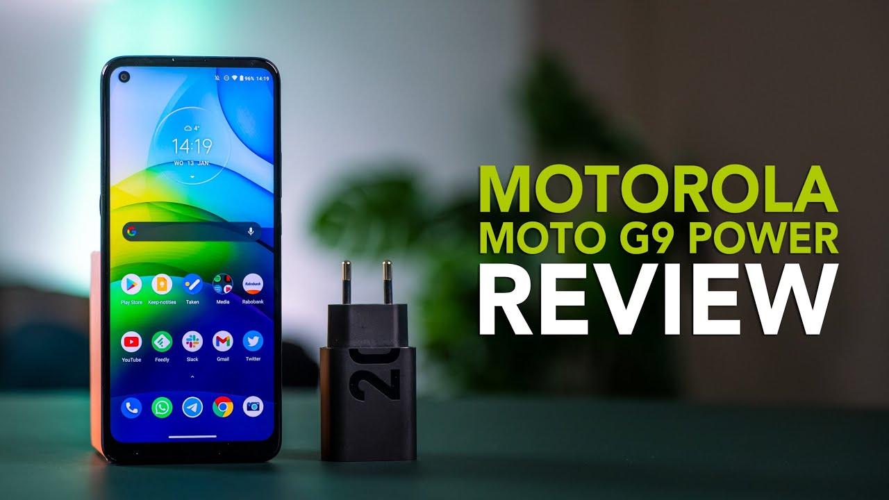 Motorola Moto G9 Power review: geweldige accuduur, maar verder nogal basic