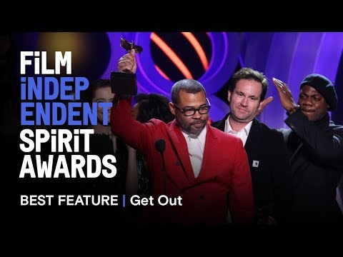 GET OUT Wins Best Feature Film at the 2018 Film Independent Spirit Awards