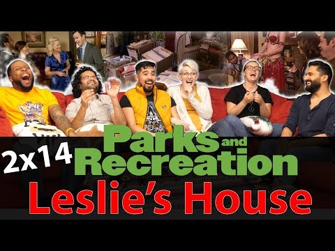 Parks And Recreation - 2x14 Leslie's House - Group Reaction