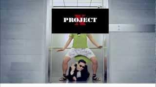 Gangnam Style - Psy [Juri Genrichs] (Heads will roll REMIX) Project X Soundtrack Video Lyrics