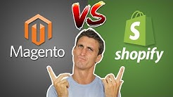 Magento vs Shopify Pros and Cons Review Comparison