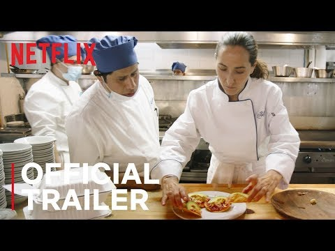 A Tale of Two Kitchens   Official Trailer   Netflix