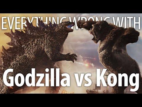 Everything Wrong With Godzilla vs Kong