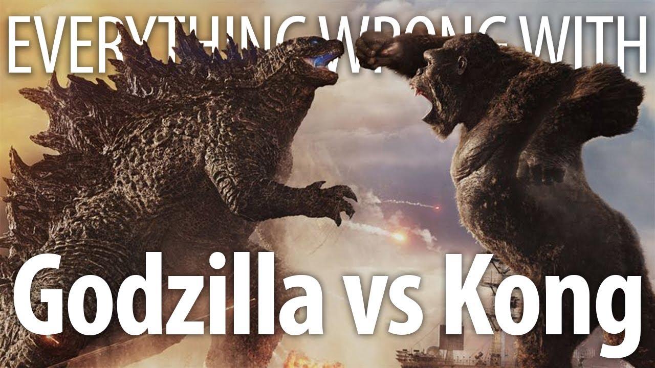 Download Everything Wrong With Godzilla vs Kong