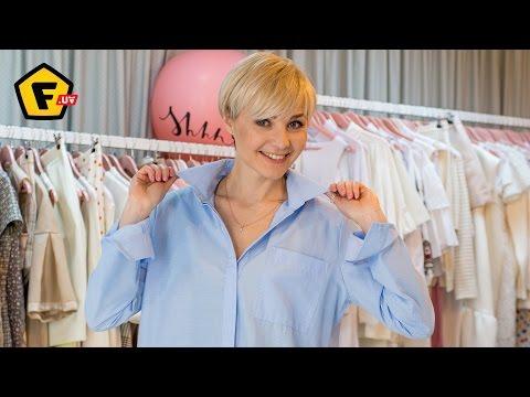 ПЛАТЬЕ-РУБАШКА → Как и  с чем носить женскую рубашку