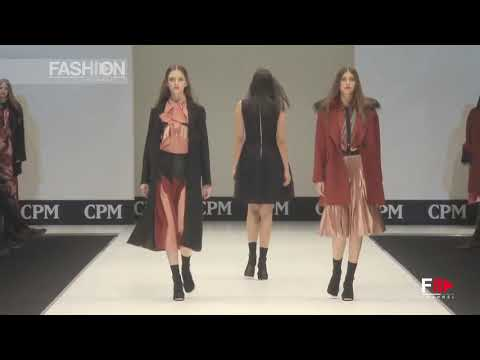 BEATRICE CPM Moscow Fall 2016 2017 by Fashion Channel