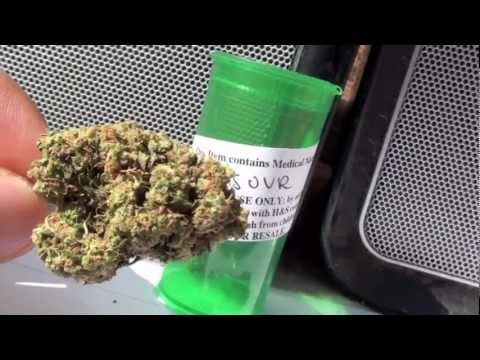 Weed Review: SOUR DIESEL HEADBAND
