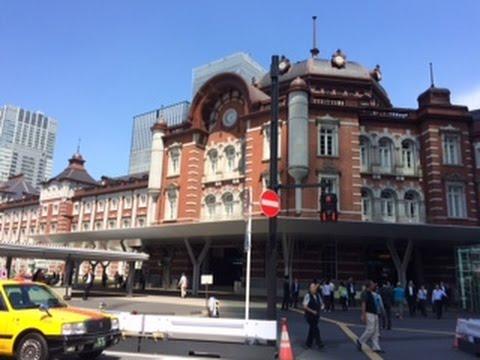 JAPANTRIPGUIDE「Tokyo Station 東京駅」Chiyoda-ku, Tokyo 2015.5.21