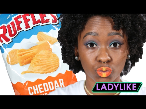 Thumbnail: Women Create Snack-Inspired Makeup Looks • Ladylike