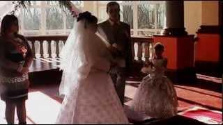 свадьба в Гольмовском 23 ноября 2012г