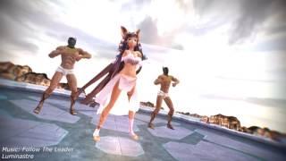 Video 【萌王EX MMD 】Follow The Leader - 【Ramesses II - 拉美西斯二世】 download MP3, 3GP, MP4, WEBM, AVI, FLV Juli 2018