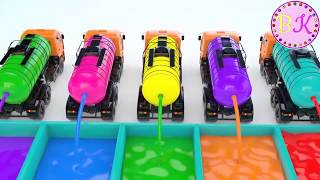 trucks for kids | for kids |cars for kids |learn colors with cars