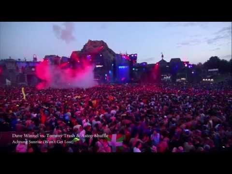 Dave Winnel vs Tommy Trash - Achtung! Sunrise (Sebastian Ingrosso live @ Tomorrowland 2013)