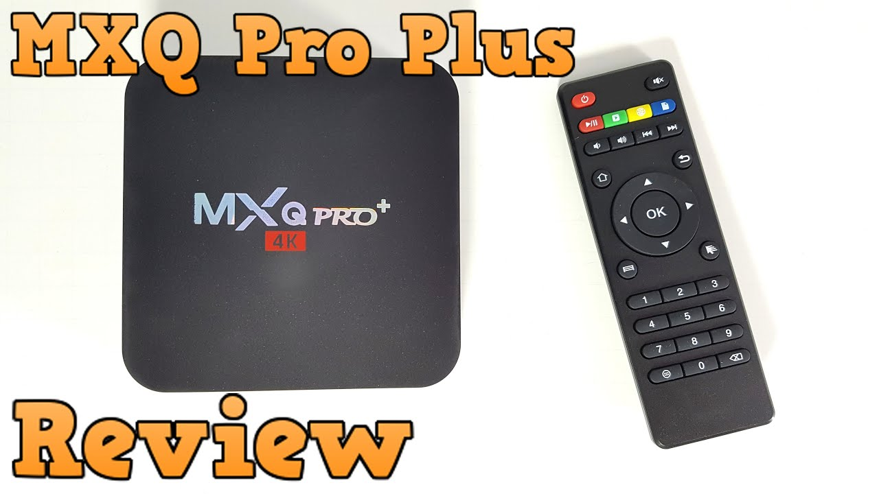 How to setup your Android TV Box MXQ plus - YouTube