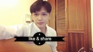 Anh cứ đi đi Hari Won - Cover guitar