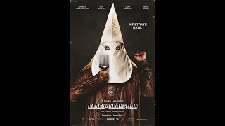 BLACKkKLANSMAN : Movie Review