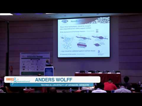 Anders Wolff | Denmark | Integrative Biology 2015 | Conference Series LLC