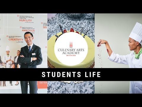 Vlog: Students Life at Cesar Ritz Colleges/ Culinary Arts Academy Switzerland