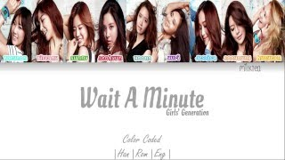 Girls' Generation - Wait a Minute