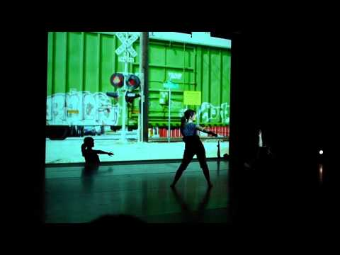 Dance Contemporary clips from March 2011 Show at E...