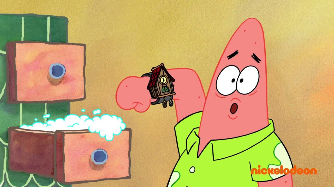 Nickelodeon Rilis Trailer Teaser 'The Patrick Star Show'