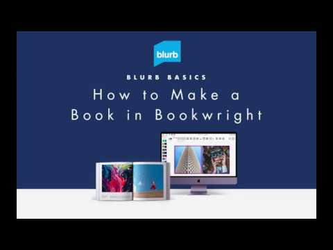 How To Make A Book In BookWright