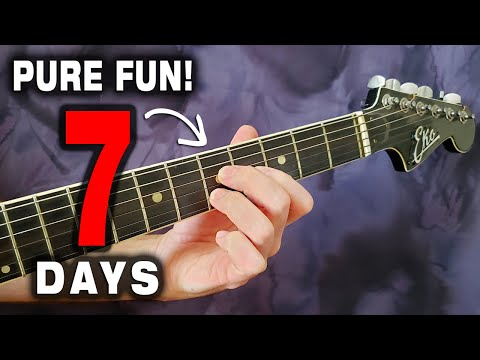 If You Play THIS Riff Every Day for 1 WEEK - This is What Happens!