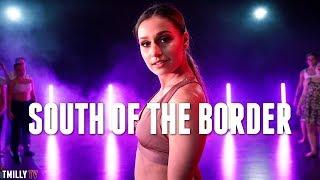 Ed Sheeran - South of the Border ft Camila Cabello - Dance Choreography by Erica Klein