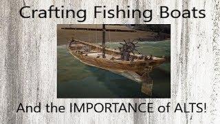 Black Desert Fishing Boat Construction Guide | Sharikov