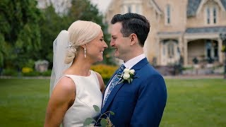 Elm Hurst Inn & Spa Wedding Trailer •• Cheryl & Chris