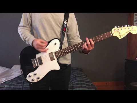 Belmont - 731 (Guitar Cover)