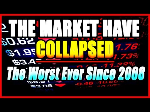 CRAIG HEMKE  |  The Markets Have Collapsed, and The Worst Ever Since 2008!