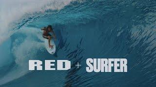 REDirect Surf 2015 - 4K Video - Chris Bryan Shoots Craig Anderson thumbnail