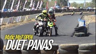 Matic 130cc STD MIX - OPEN I SOBAT SULSEL Road Race Kejurda Seri III 2019 Pangkep