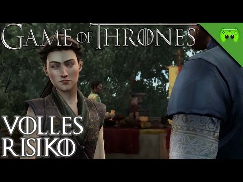 GAME OF THRONES # 21 - Volles Risiko «» Let's Play Game of Thrones | 60 FPS