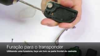 Defender Tech | Transponder vidro
