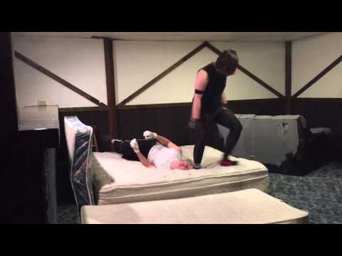 50. (HH CHAMPIONSHIP MATCH) Seth Adams vs Hellstorm