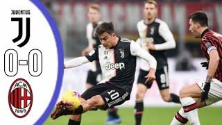 Ювентус милан кубок Италии 1 2 финала кубка обзор матча
