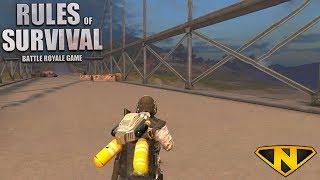 Bridge Battle! (Rules of Survival: Battle Royale #70)