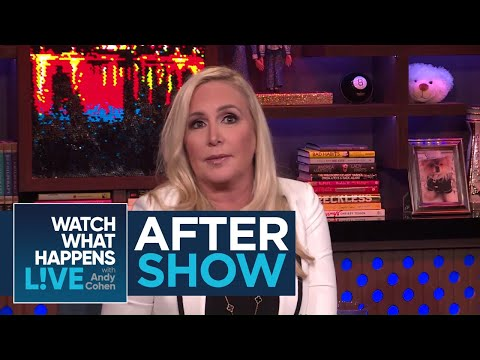 After Show: Does Shannon Beador Speak To Heather Dubrow? | RHOC | WWHL
